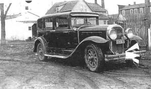 Early Kloempken Car